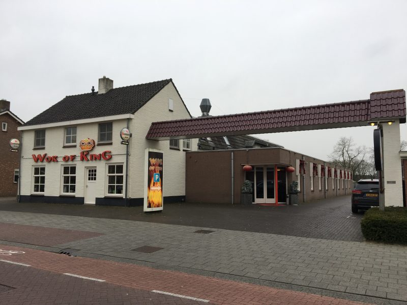 Geluidsinstallatie Restaurant Wok Of King